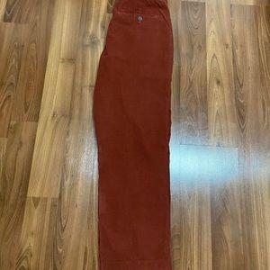 Merona corduroy pants -size 34